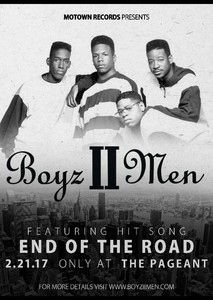 The Boyz II Men Story