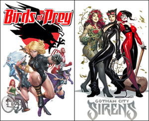 Batman/Birds of Prey: Sirens' Storm