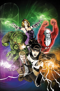 Justice League Dark: Destiny Unleashed