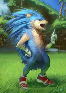 Sonic the Hedgehog (Live Action Reboot)