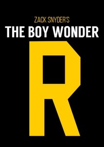 The Boy Wonder