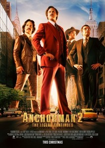 Anchorman 2: The Legend Continues (2003)