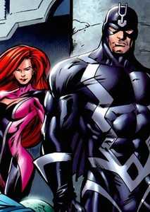 Inhumans (Disney Streaming Service Reboot)