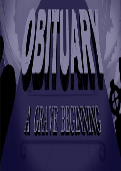 Obituary: A Grave Beginning Fan Casting Poster