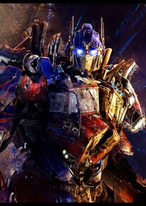 Prime: A Transformers Story