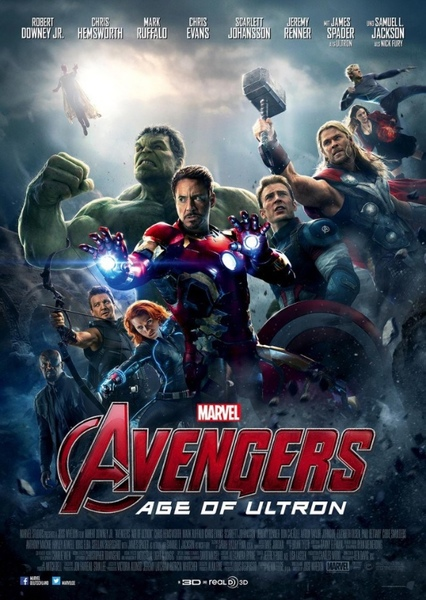 Avengers: Age of Ultron (1995)