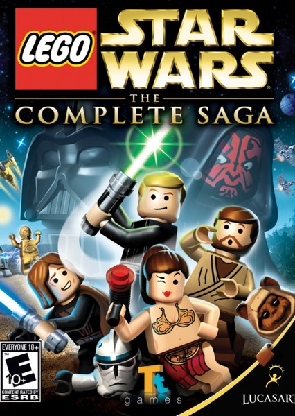 The LEGO Star Wars Movie