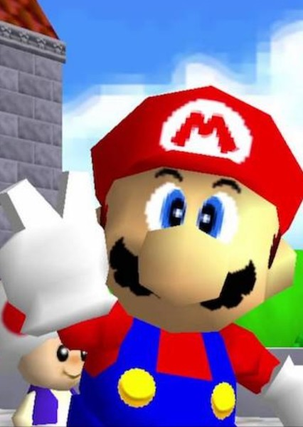 Super Mario 64: The Animated Movie