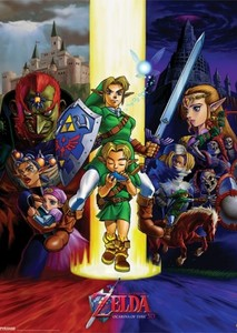 The Legend of Zelda: Ocarina of Time (The Animated Movie)