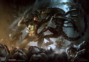 Aliens vs. Predators: Extinction