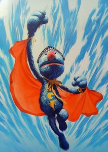 Super Grover: The Movie (1990)