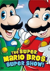 Super Mario Bros: The Animated Movie (1990's)