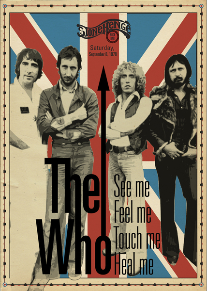 The Who Biopic