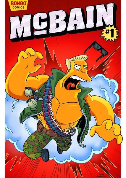 Fan Casting Arnold Schwarzenegger As Mcbain In Mcbain The Movie On Mycast
