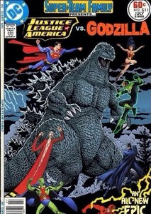 Justice League vs Godzilla (ft. Pacific Rim)