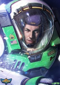 Buzz Lightyear: The Live-Action Movie