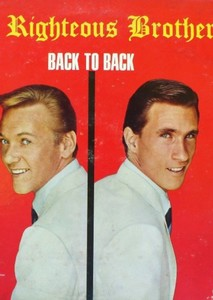 The Righteous Brothers: Back to Back