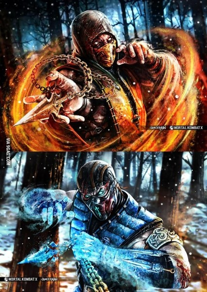 Mortal Kombat: Fire & Ice