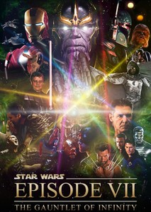 The Avengers vs Star Wars