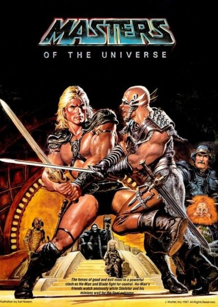 Masters of the Universe (The Good Version) (1987)