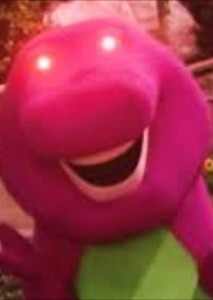 Barney the Dinosaur (Horror Film)