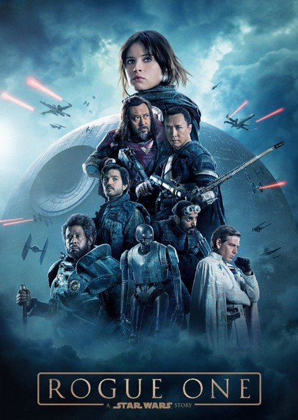 Rogue One: A Star Wars Story (1980's)