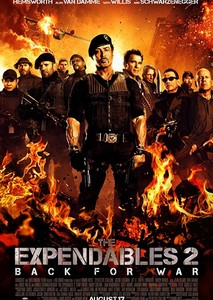 The Expendables (90's Version)