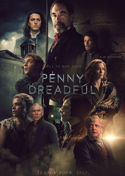 Ferdinand Lyle Fan Casting for Penny Dreadful: Season 4