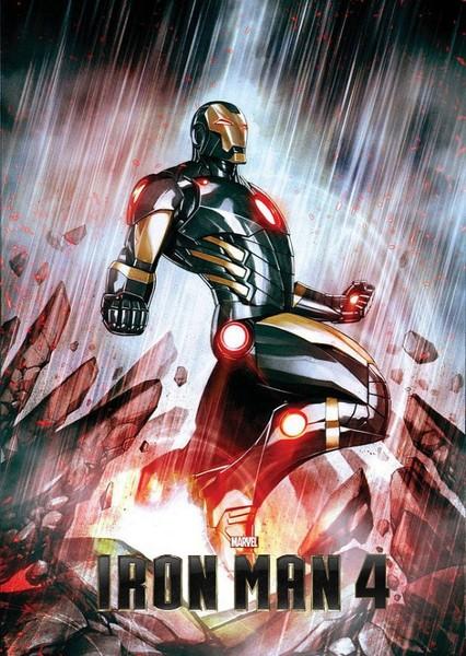 Iron Man 4 Fan Casting on myCast