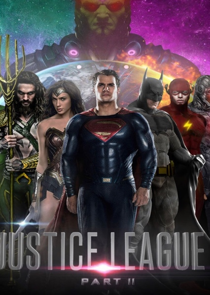 Justice League: Part Two