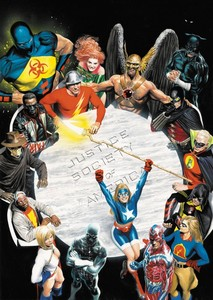 Justice Society (CW)
