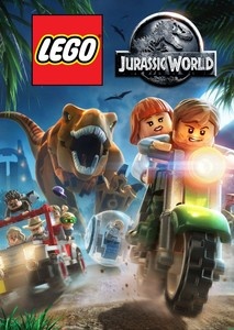 The LEGO Jurassic Park Movie