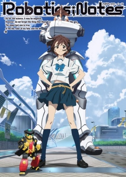Robotics;Notes Fan Casting Poster