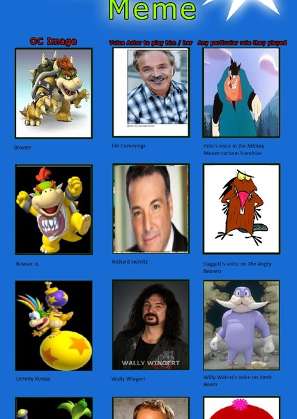 Luigi Fan Casting For The All New Super Mario Bros Super Show