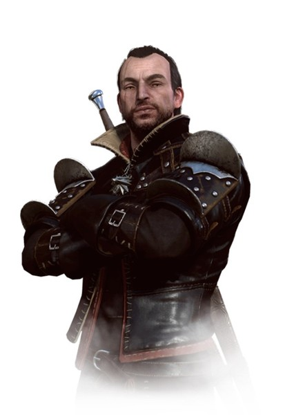 The Witcher: Lambert