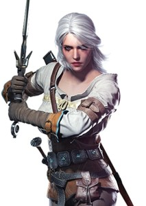 The Witcher: Ciri
