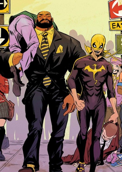Heroes for Hire (TV Series)