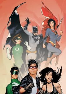 DC Comics (Gender Swap)