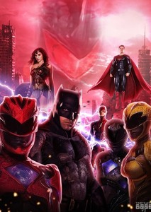 Power rangers/Justice League
