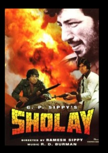 Sholay remake