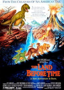 The Land Before Time (All Grown Up)