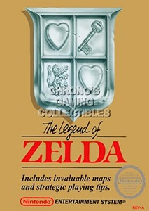 The Legend of Zelda (NCU)