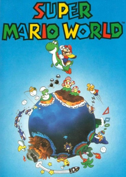 Super Mario World (NCU)