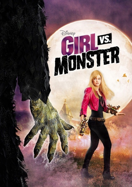 Girl vs. Monster (2002) Fan Casting Poster