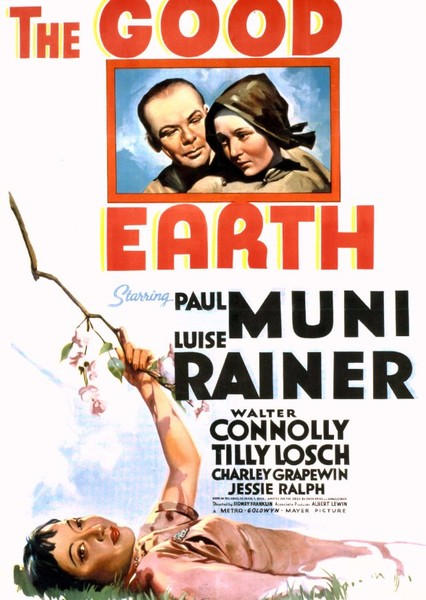 The Good Earth Fan Casting Poster