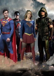 Cw justice league
