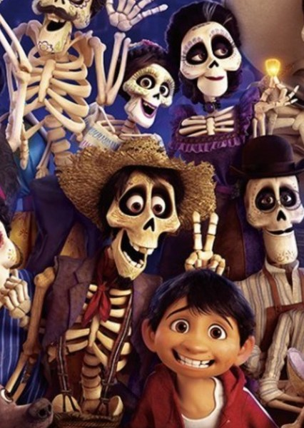 Coco 2: Return To the Land Of the Living Fan Casting Poster