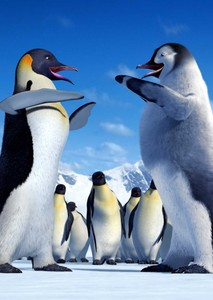 Happy Feet Three