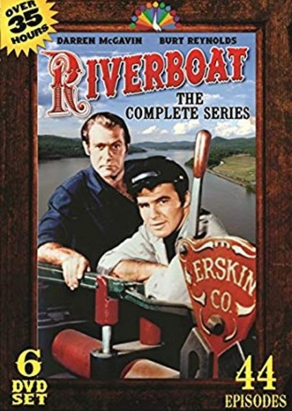 Riverboat Fan Casting Poster