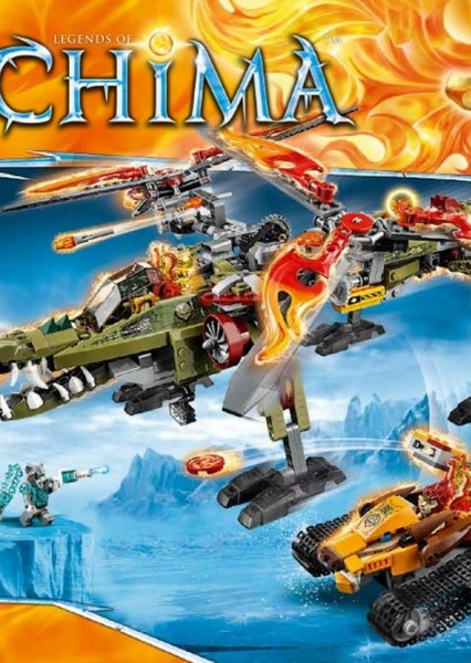 The LEGO Legends of Chima Movie